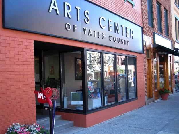 Arts Center of Yates County Winter Exhibit – 'Close to Home'